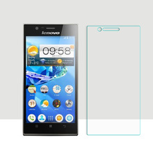 Buy 2.5D 0.2mm Premiun Tempered Glass Lenovo K900 Screen Protector Protective Film Lenovo K900 glass HD Clear clean kit for $1.89 in AliExpress store