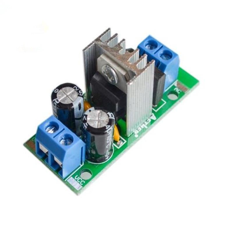 5pcs L7812 LM7812 three terminal regulator power module 12V regulator rectifier filter power converter