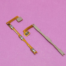 Power On/Off Key + Volume Up/Down Side Button Flex Cable for Xiaomi Max Mi Max Cell Phone Replacement Repair Parts