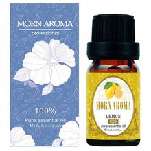 green natural - Lemon Essential Oil 10 ml, 100% Pure Therapeutic Grade, Undiluted