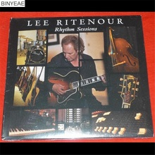 BINYEAE- new seal: jazz guitar Rhythm Sessions by Lee Ritenour US version CD light disk [free shipping](China)