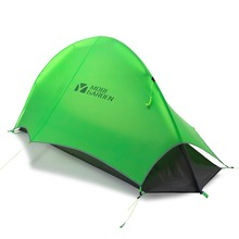 High quality outdoor camping tent hiking pole DAC silicon fabric thin profession single  tent QQ1