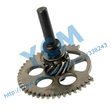 GY6 125 150CC Engine Bridge Idler Gear Scooter 152QMI 157QMJ Engine Part Moped Wholesale YCM Drop Shipping(China)