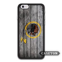 Washington Redskins American Football Case For iPhone 7 6 6s Plus 5 5s SE 5c 4 4s and For iPod 5