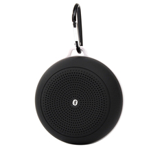 High Quality Mini Wireless Stereo Bluetooth Speaker Round Support TF Card Small Portable Christmas Best Gift