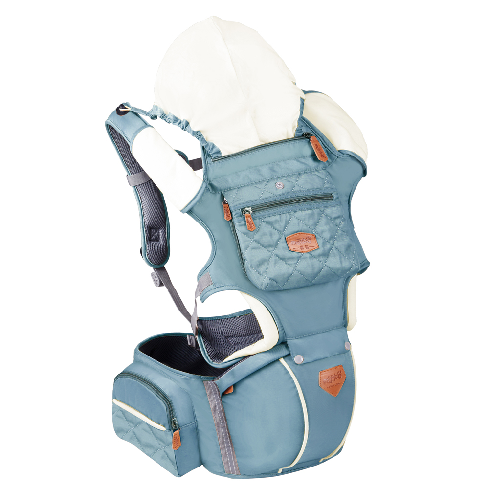 Breathable Cap Carrier Multifunctional Hip seat Infant Comfortable WrapSeat Carriers<br>