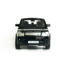 RMZ City 1:36 Land Rover Range Rover Autobahn Polizei Pull Back Alloy Car Model Diecasts Toy Vehicles Gift Collection kids toy(China)