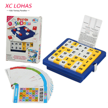 Sudoku Memory Chess Game Children Board Game Adult Math Toys Number Puzzle Cube Table Game Kids Learning Educational Toys