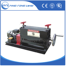 PFL-10C Electric Scrap Cable Wire Stripping Machine