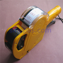Plastic Price Labeller 1 Line 8 Digits With Label Cover, handheld sticker label pricing gun, date price Labeler 5500 tag marker