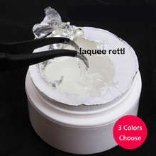 1pc Cheap Gel UV Fine 20ml Nail Art UV Gel Transparent/Pink/White Manicure Base Coat Nail Polish Base Tool(China)