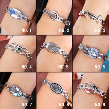 Naruto/Death Note/One Piece/Tokyo Ghoul/Black Butler/Superman Stainless Steel Bracelet Bangle For Women Men Jewelry Dropshipping