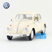 KINSMART Die Cast Metal Models/1:24 Scale/1967 Volkswagen Classical Beetle(Pastel Color)toys/for children's gifts or collections