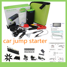 Multi-function Car Jump Starter Vehicle Booster Start Emergency Battery Pack Power Bank for Mobile Phone Laptop FREE SHIPPING(China)