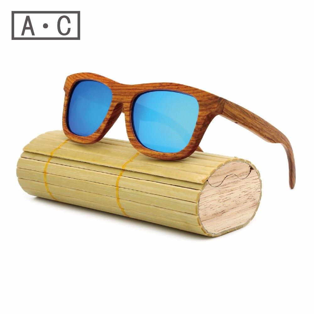 The new 2017 handmade wooden ladies fashion polarized sunglasses Shading mirror<br><br>Aliexpress