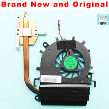 New radiator for Acer eMachines E732 E732G E732Z E732ZG cpu cooling fan heatsink cooler AB7305HX-G03 CWZRD integrated graphics(China)