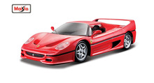 Maisto Bburago 1:24  F50 Diecast Model Car Toy New In Box Free Shipping