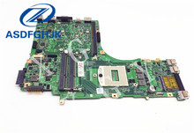 Wholesale Laptop Motherboard MS-16F4 FOR MSI GT60 MS-16F41 MS 16F41 VER: 1.1 Mainboard Non-INTEGRATED GRAPHICS 100% tested ok