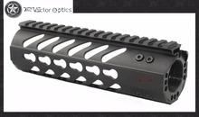 AR15 M4 GEN 2 KeyMod 7 inch Carbine Free Float Handguard Mount Bracket with Steel Barrel Nut and Detachable Picatinny Rails(China)