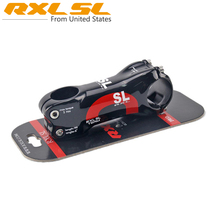 Bicycle Stem Carbon Stems Road/Mountain Stem RXL SL Bicycles 6/17 Degree Bike accessories UD Gloss Carbon Bikes Part RQ39(China)