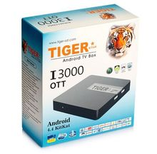 Tiger Star I3000 OTT Android TV box arabic iptv channels over 700 channels