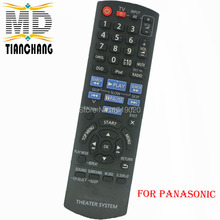 (4 Pcs/ lot) Wholesale New Remote controller N2QAYB000623 for PANASONIC LCD TV/VCR/DVD(China)