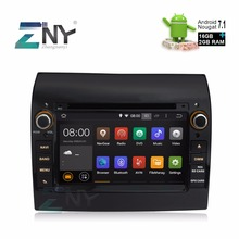 "7"" In Dash Android 7.1 Car Stereo Headunit For Fiat Ducato Citroen Jumper Peugeot Boxer Auto Radio RDS DAB+ DVD GPS Navigation(China)"