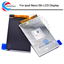 1pc Hight Quality free shipping brand new internal inner LCD Display Screen Replacement for iPod Nano 5 5th Gen 8gb 16gb(China)