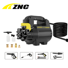 2017 ZNC high pressure car washer high pressure cleaner car Cleaning Equipment High Pressure Gun(China)
