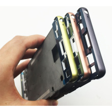 4 Color Front Housing Case For Sony Xperia XA F3111 F3112 F3115 Middle Front Frame Bezel Housing LCD Screen Holder Frame