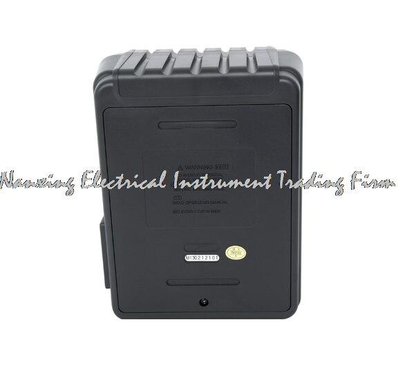 UNI-T UT513A Insulation Resistance Tester Megohmmeter Voltmeter 5000V 1000M ohm w/ USB Interface Earth Ground Meter