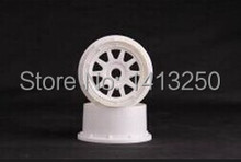 5SC high strength rear nylon wheel(5T/5SC can use) TS-H95129 for baja parts ,white available with free shipping .