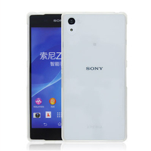 Case For Sony Xperia Z 1 2 3 4 5 Z Z1 Z2 Z3 Z4 Z5 Compact Mini Phone Cover Ultrathin TPU Silicon Soft Transparent Housing Casing