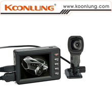 Car DVR Camera with 140 Degree Wide Angle Lens 2.5'' 1080P HD LCD Screen Recorder Ambarella Superior Chip, Button Camera Car DVR