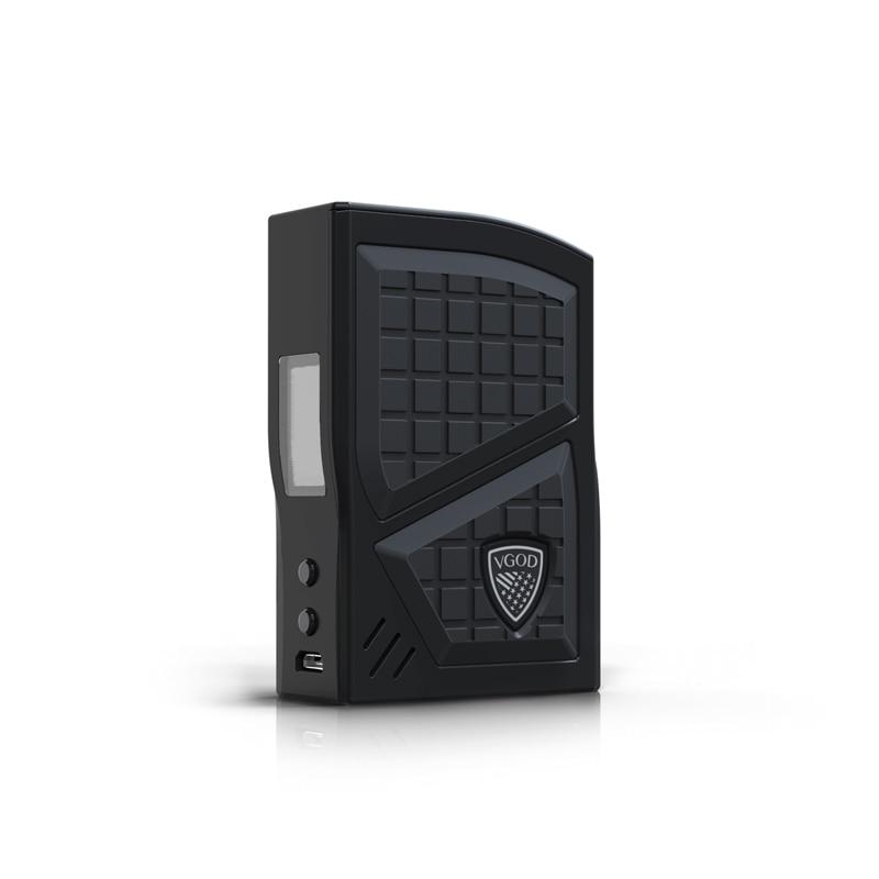New Arrival VGOD Pro 200w Box Mod Kit TC Vaporizer Mod 4ml VGOD Sub ohm tank Atomizer Electronic Cigarettes 0.2ohm Coil Vape (3)