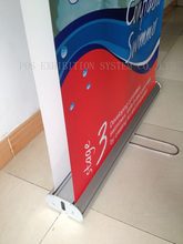 Protable Double Side Roll Up,Double Side Roll Up Banner,Double Side Pull Up