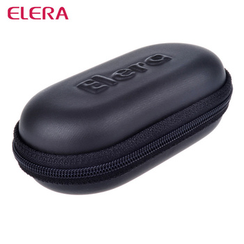 ELERA Бесплатная Доставка Finger Пульсоксиметр Небольшой Чемодан, портативный Черный Мешок