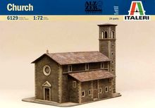 Out of print! Italeri 1/72 WWII Battlefield Building AFRICAN HOUSE Diorama Accessory No. 6129(China)