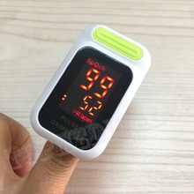 New Come Automatically Open Pulse Oximeter LED Display Blood Oxygen Monitor