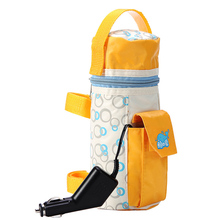 Portable Baby Bottle Warmer Car Heater 12V Auto Baby Milk Heater Feeding Bottles Accessories for Travel