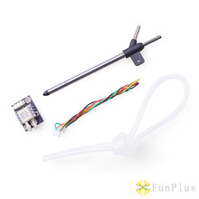 Pixhawk PX4 Airspeed Tube Airspeed Sensor Digital Differential Signal Pitot Tube for Pixhawk PX4 RC Multicotper(China)