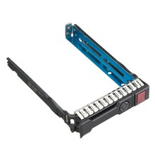 "Newest ELE 2.5"" Hard Drive Tray Caddy Sled Proliant For HP 651687-001 Gen8 G8 DL380 ML310e SL250s(China)"