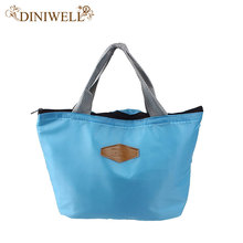 Women Men Lunch Bag Cooler Beam Port Lunch Box Lady Handbag Children Kids Lunch Bags Insulation Package(China)