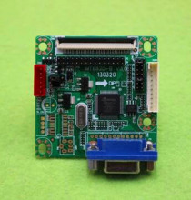 Free Shipping!! 5V LCD driver board / Free writing program / Universal driver board / function spike /Electronic Component(China)