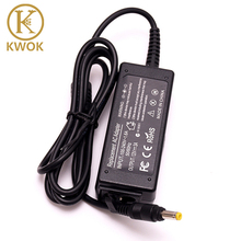 Free Ship! Notebook Charger AC Adapter For asus Laptop 12V 3A Eee PC 900 Eee PC900 900HA 900HD 904HA 904HG 1000HT 1000HV 1000HD(China)