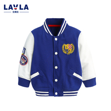 9M-6T Baby kids Clothes 2017 Spring Autumn Armband Children Outwear Brand Coats For Boys Baseball Sweatershirt fashion Jacket