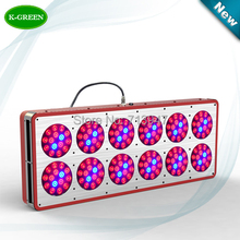1X high quality 540W apollo LED grow light express free shipping