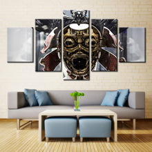 Ghost In The Shell Abstract Artwork Canvas Painting Fashion Poster for Home Decor Wall Art  Wholesale Fashion Gifts Frameless
