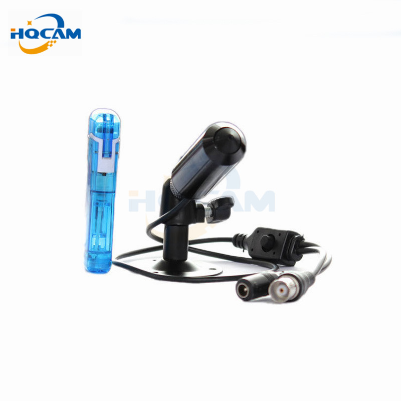 HQCAM 600TVL Sony CCD Color 2090+639\638 OSD menu mini Bullet camera Wide Angle 3.6MM CCTV Security Camera for MINI CAMERA ccd<br>