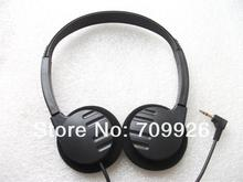 Linhuipad 1000pcs Stereo disposable headband headsets wholesale bulk quantity L plug headphones for hospital,gyms,school libray